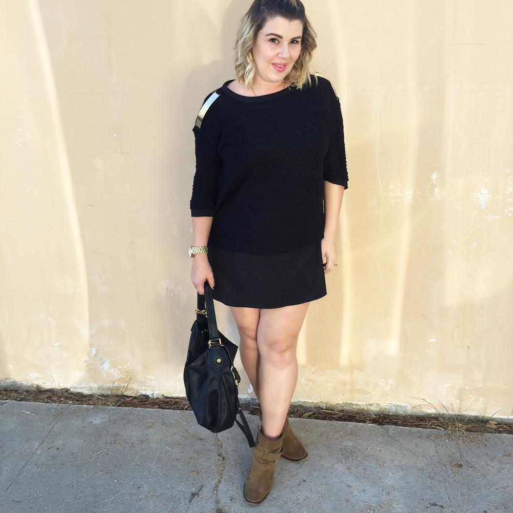 SWEATER DRESSING…. | STYLEMESAMIRA